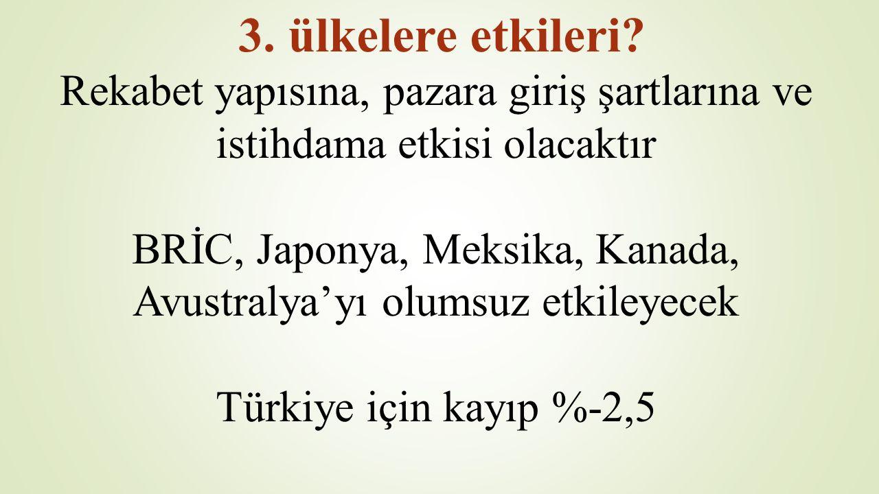 3. ülkelere etkileri.