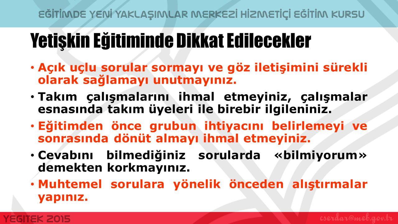 İletişim Bölgeleri ve Hakimiyet Alanları Mahrem Bölge 15- 46 cm Kişisel Bölge 46 cm-1.2 m Sosyal Bölge 1.2- 3.6 m Ortak Bölge 3.6 m ve üzeri