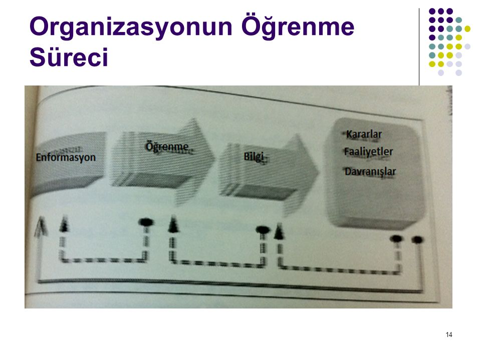 14 Organizasyonun Öğrenme Süreci