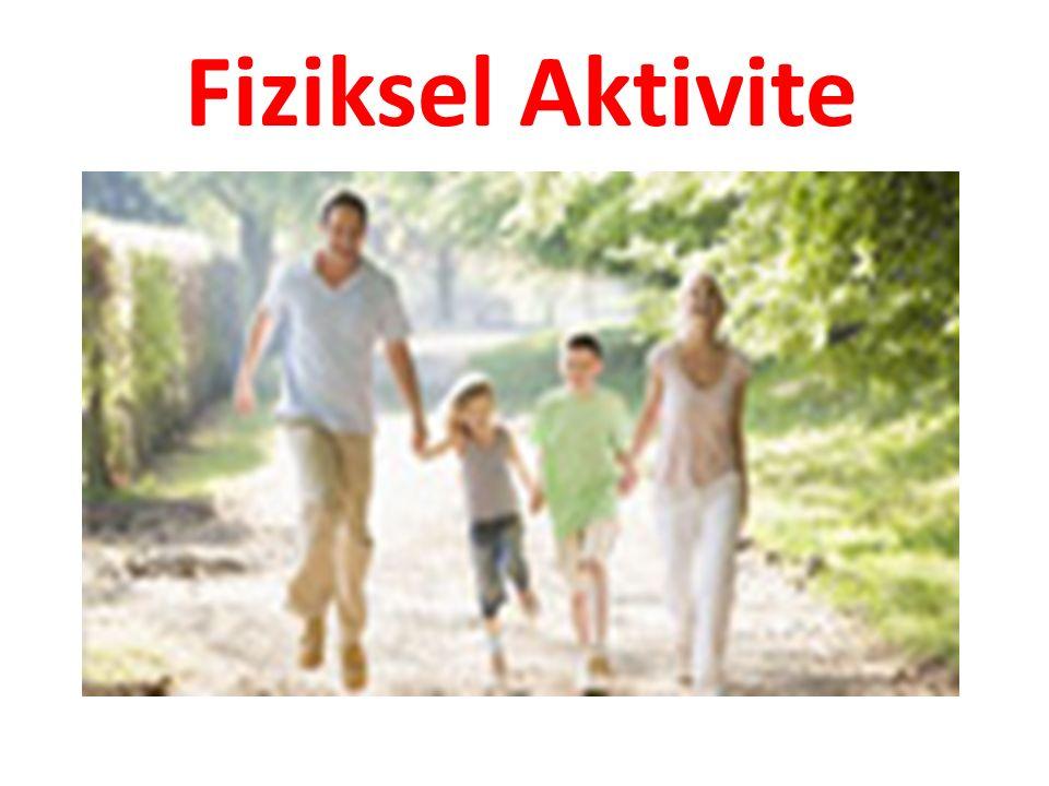Egzersiz fiziksel aktivite olarak da bilinir ve sizi harekete sevk eden her türlü aktiviteyi içine alır, örneğin yürümek, dans etmek, bahçenizde çalışmak gibi.