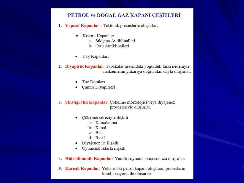 Prof. Dr. Levent Gülen Sıkışma Antiklinali Kapanı