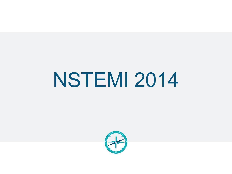 NSTEMI 2014