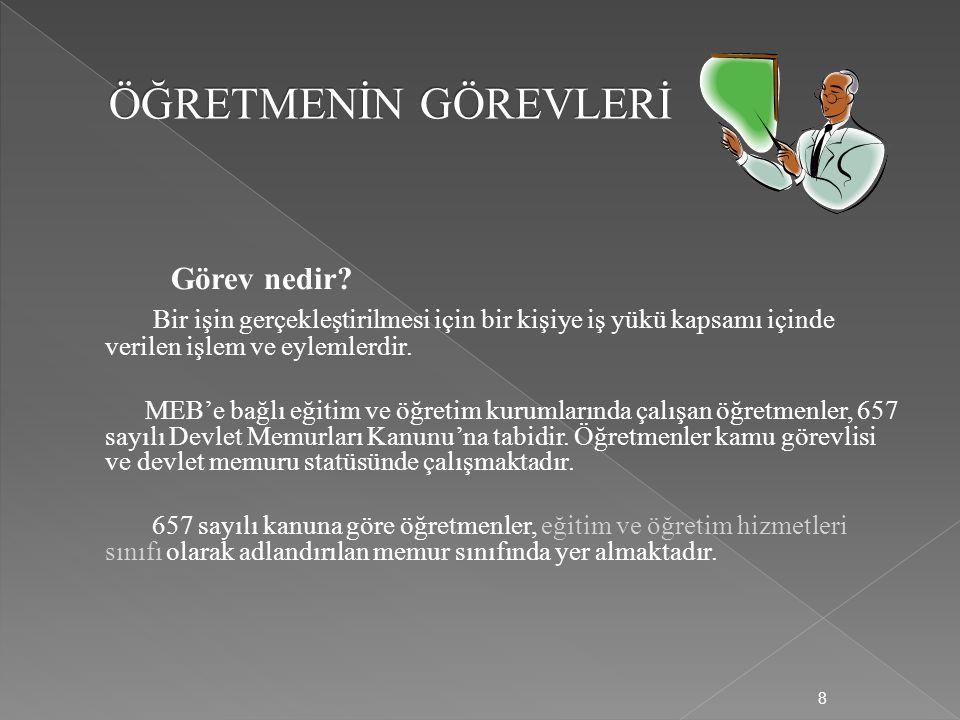 Türkiye öğretmen yetiştirme bakımından 150 yılı aşkın bir geçmişe ve zengin bir deneyime sahiptir.