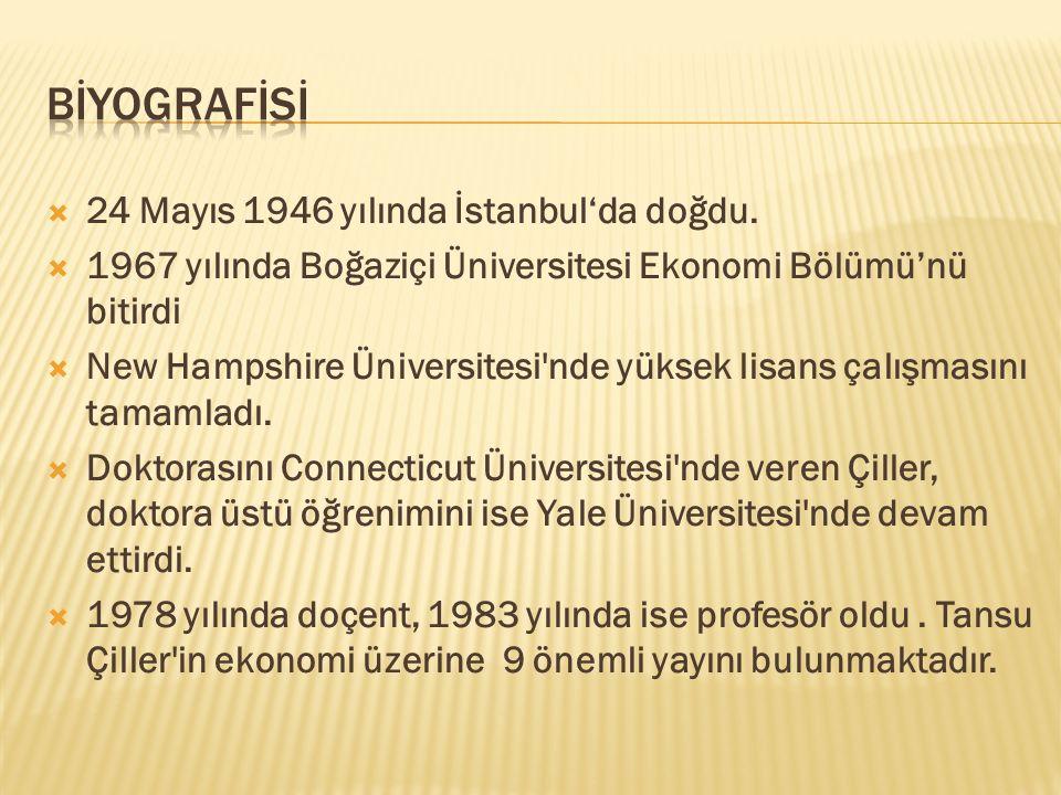  24 Mayıs 1946 yılında İstanbul'da doğdu.