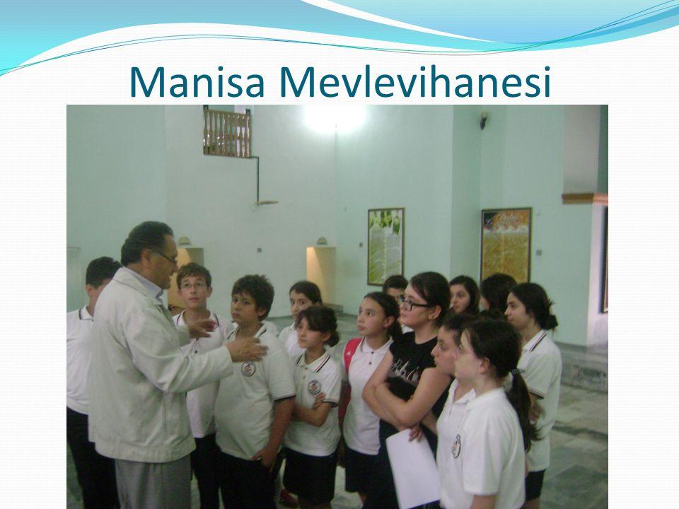 Manisa Mevlevihanesi