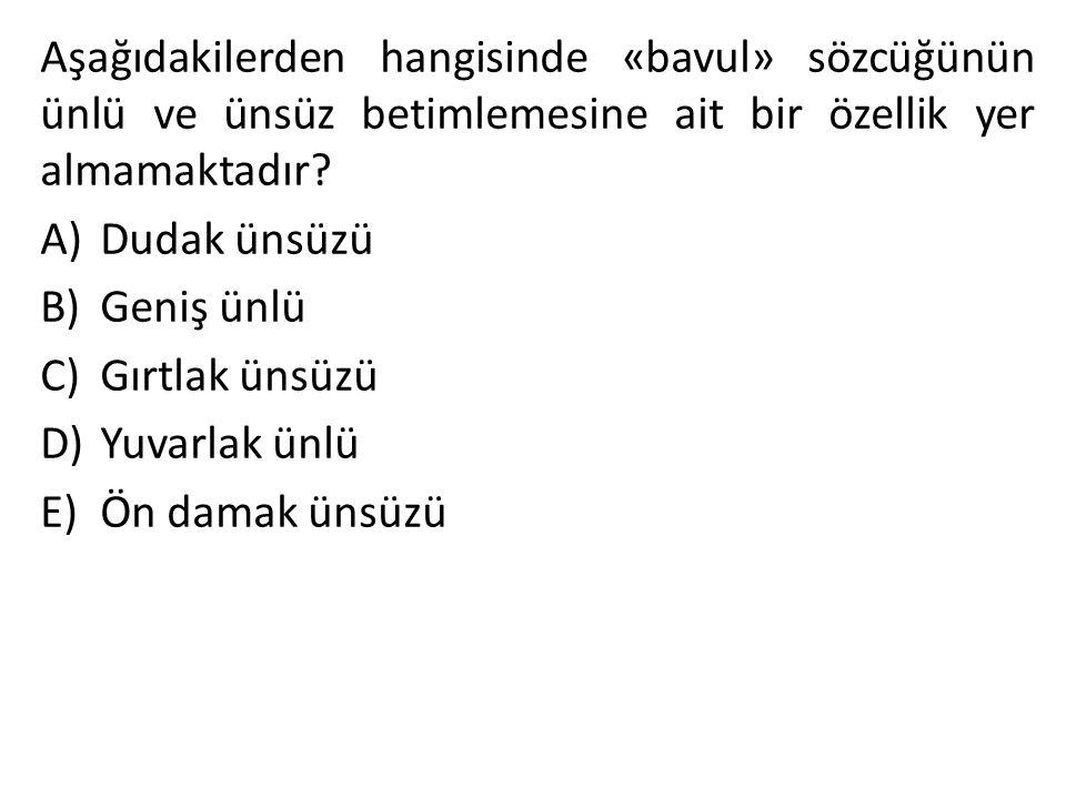 Türkçe ders kitaplarındaki sözcükler ses üstü birimler açısından da incelenebilir.