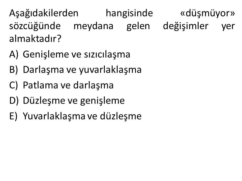 Türkçe ders kitaplarında sözcüklerin kullanımlarına da dikkat edilmelidir.
