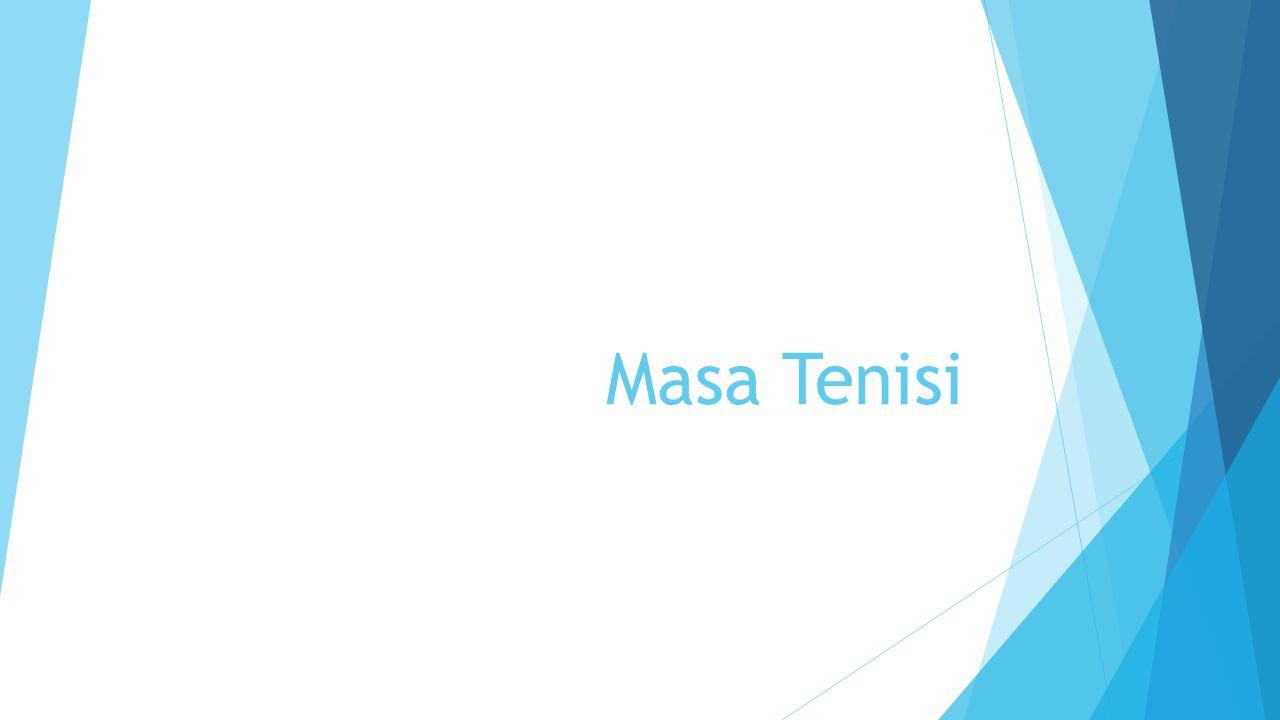 Masa Tenisi
