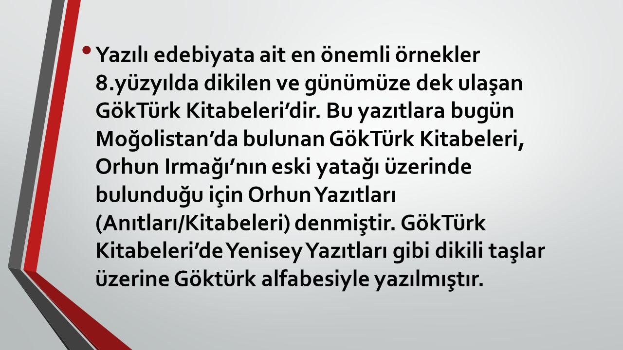 BATI UYGARLIĞI ETKİSİNDE GELİŞEN TÜRK EDEBİYATI Türk (Osmanlı) toplumunda 18 yy.