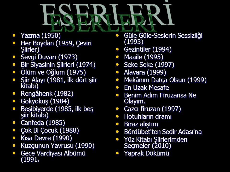 -Hamlet (Shakespeare)1992.İstanbul: Papirüs Yayınları, 1996.