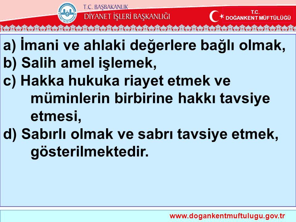 T.C.DOĞANKENT MÜFTÜLÜĞÜ.