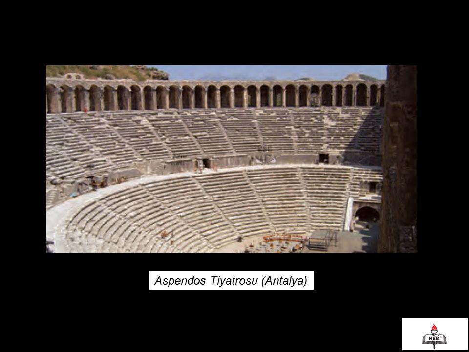 24 Aspendos Tiyatrosu (Antalya)