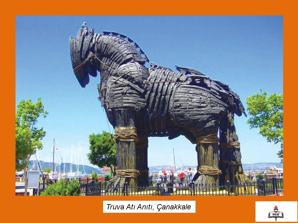 8 Truva Atı Anıtı, Çanakkale