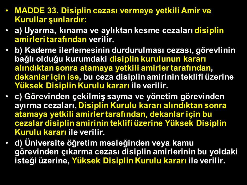 MADDE 33.