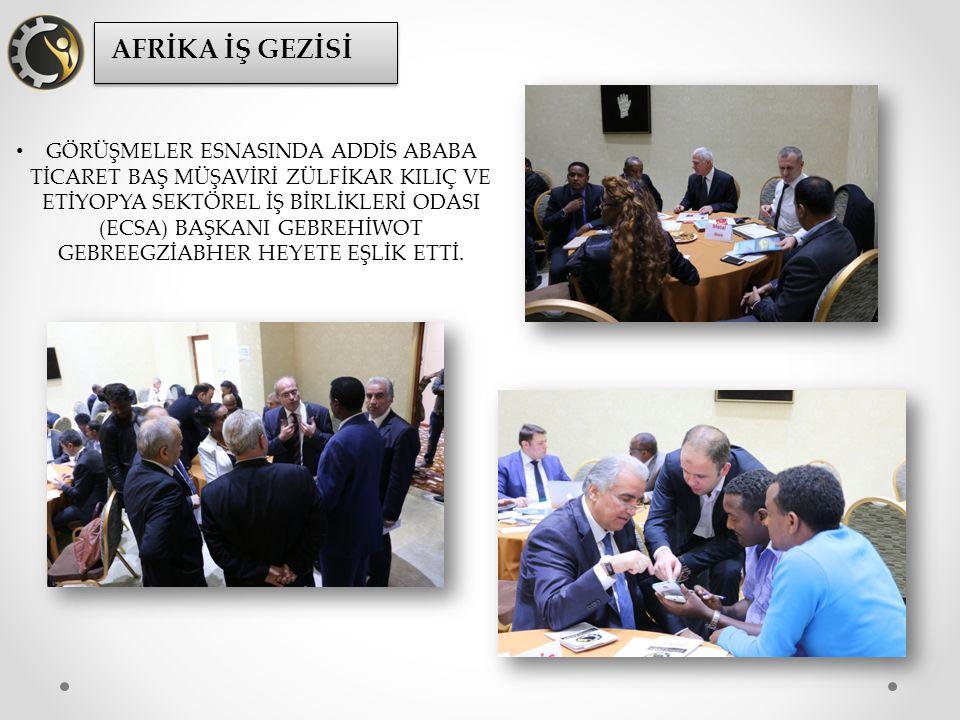 AFRİKA İŞ GEZİSİ T.C.
