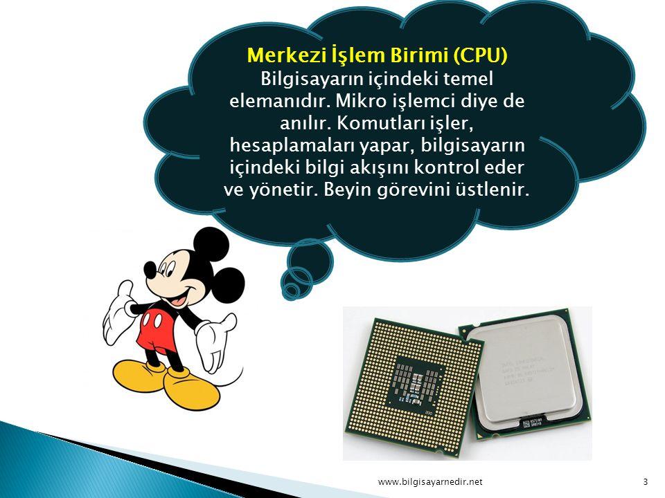 CD-ROM Sürücü CD'ler diğer kayıt birimlerine göre daha güvenilirdir.