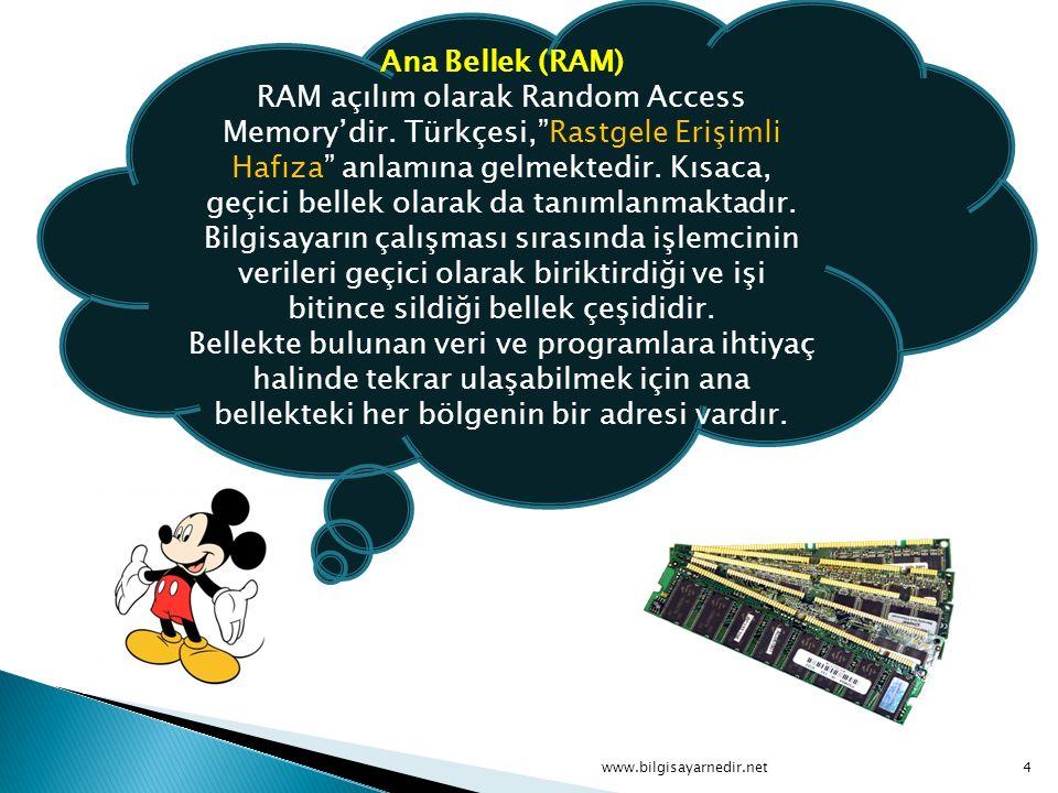 DVD-ROM Sürücü Görüntü, ses ve bilgiyi aynı ortamda saklamaya yarar.