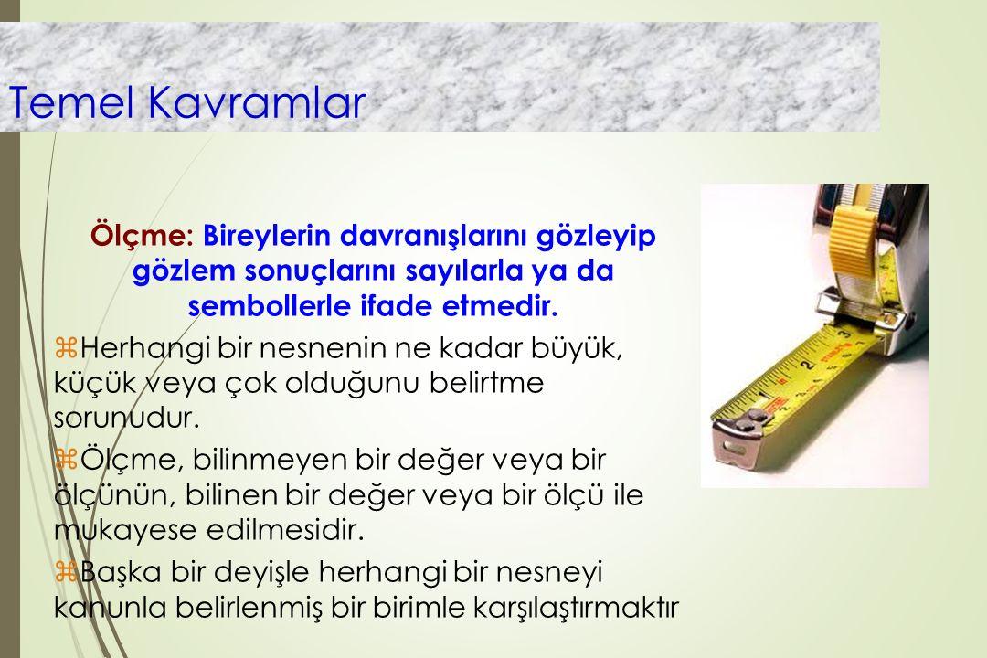 Varyans  Örnek;  5 öğrencinin sınav sonuçları 70 64 50 96 ve 55 aritmetik ortalamaları 67.