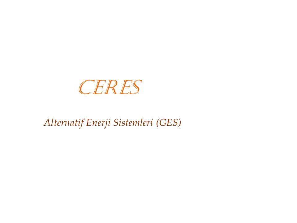 CERES Alternatif Enerji Sistemleri (GES)