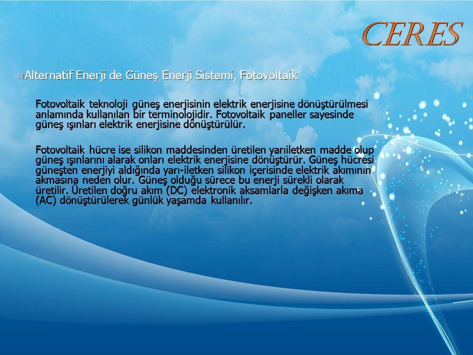 Konstrüksiyon Sistemi Konstrüksiyon Sistemi CERES