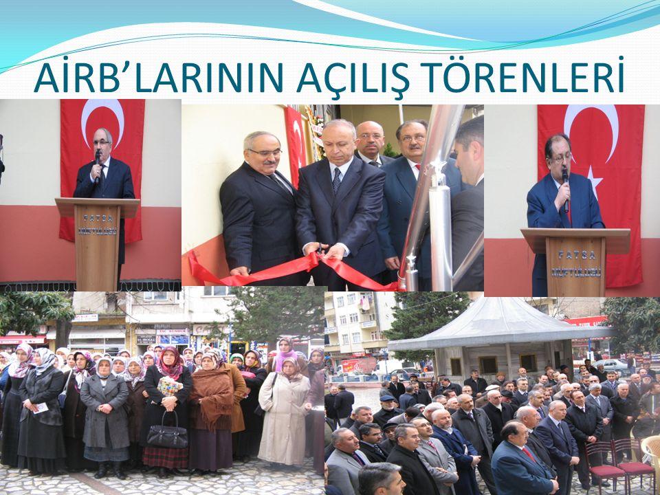 13-14-20-21 Nisan tarihlerinde tarafından dört ziyaret gerçekleştirildi.