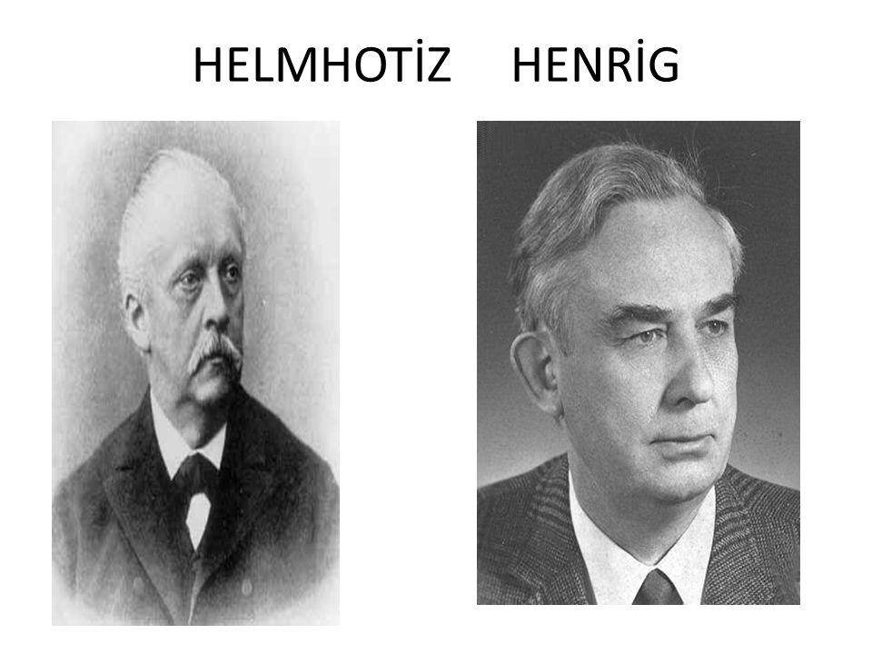 HELMHOTİZ HENRİG