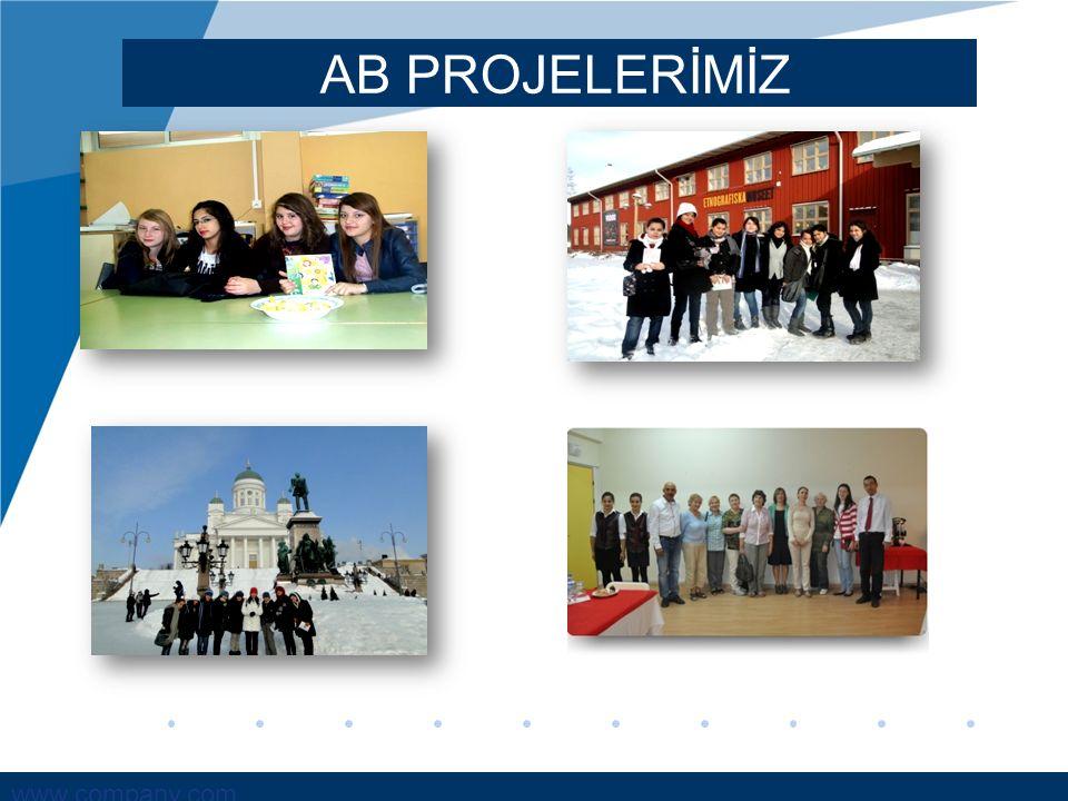 www.company.com AB PROJELERİMİZ
