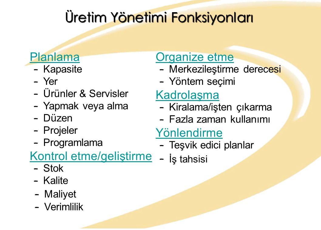 Murat Ayanoğlu 16 HAMMADDELER SATICILAR TEDARİKCİLER HAMMADDELER SATICILAR TEDARİKCİLER ÜRETİM PAZAR MÜŞTERİLER PAZAR MÜŞTERİLER MAL VE HİZMET PARA