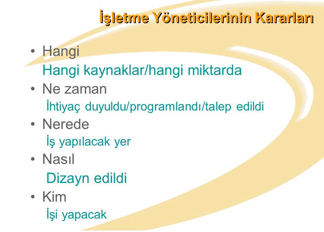 Murat Ayanoğlu28 Kaynakların verimli kullanılmasını, kayıpların en aza indirilmesini sağlamalıdır.