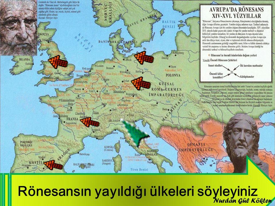 Görsellere göre Rönesansın İtalya'da başlamasının nedenini söyleyiniz İstanbul'un fethinden sonra İtalya ya giden bilginlerin Latince eserleri çevirme