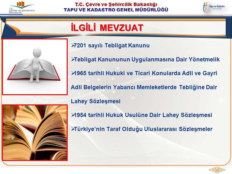 Yurtdışında Tebligat Yapılacak Kişi Türk Vatandaşı mı .
