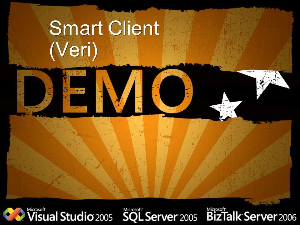 Smart Client (Veri)