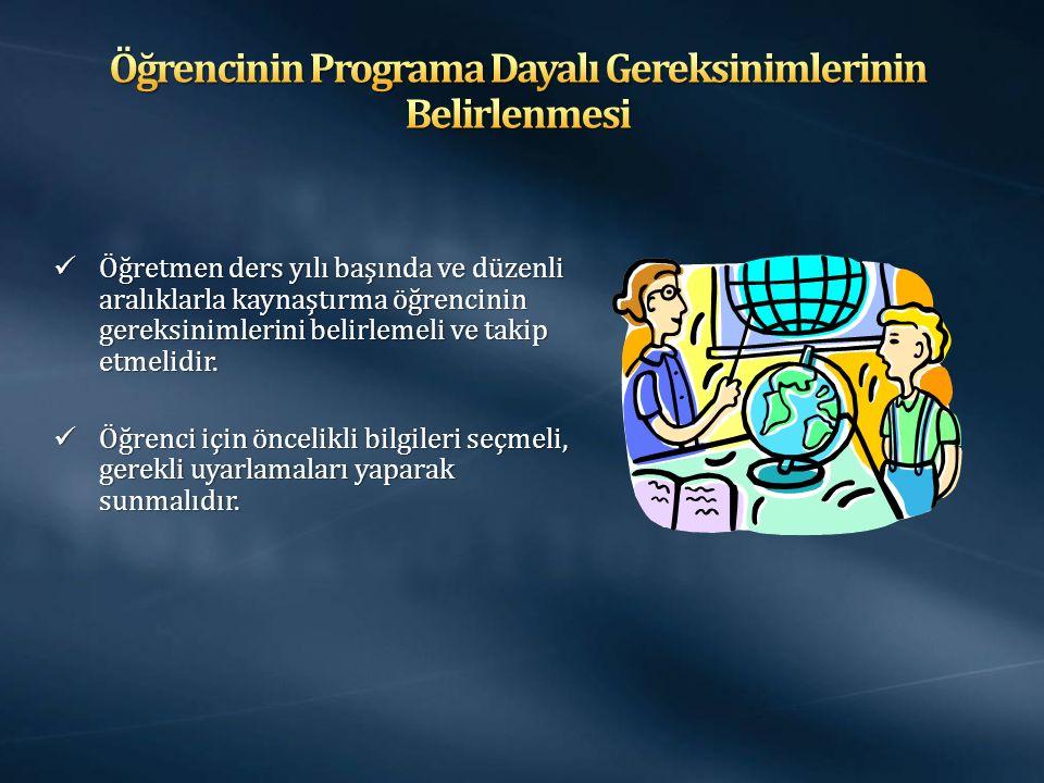 Etkili bir yönetim ve öğretim için dört farklı uygulama yer almaktadır.