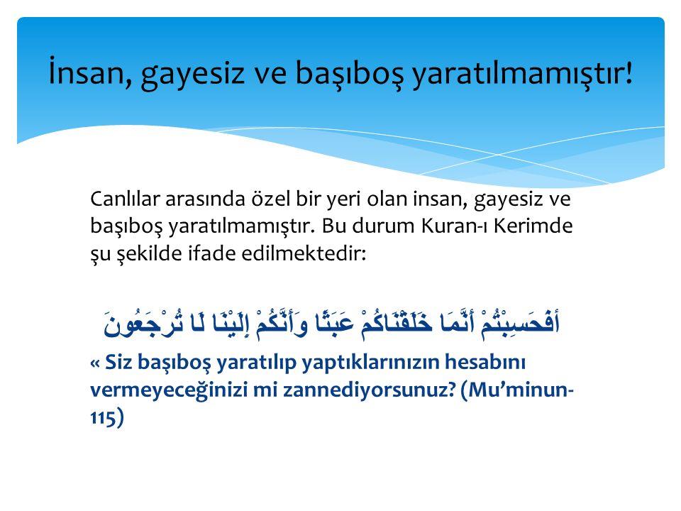 O gün Allâh Rasûlü (sav): Aman.Namaza. Namaza devâm ediniz.