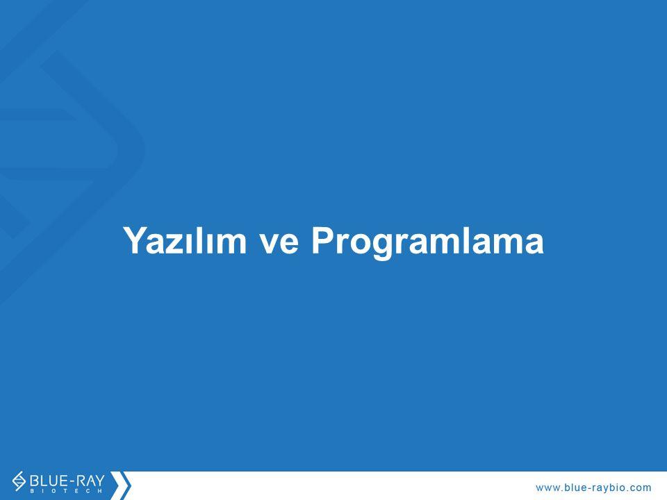 Yazılım ve Programlama