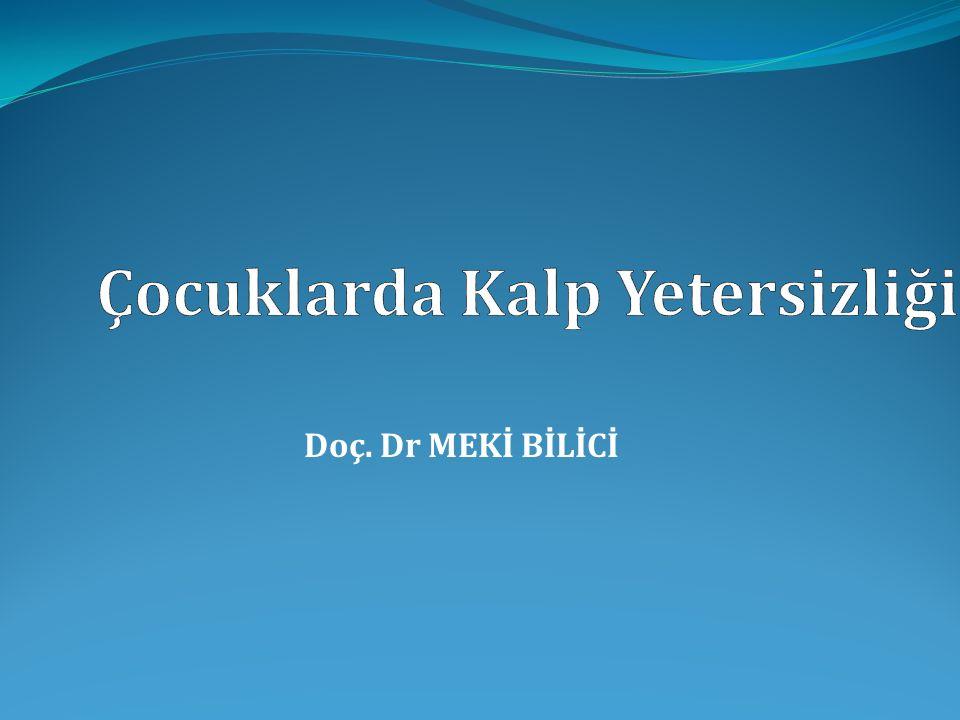 Doç. Dr MEKİ BİLİCİ