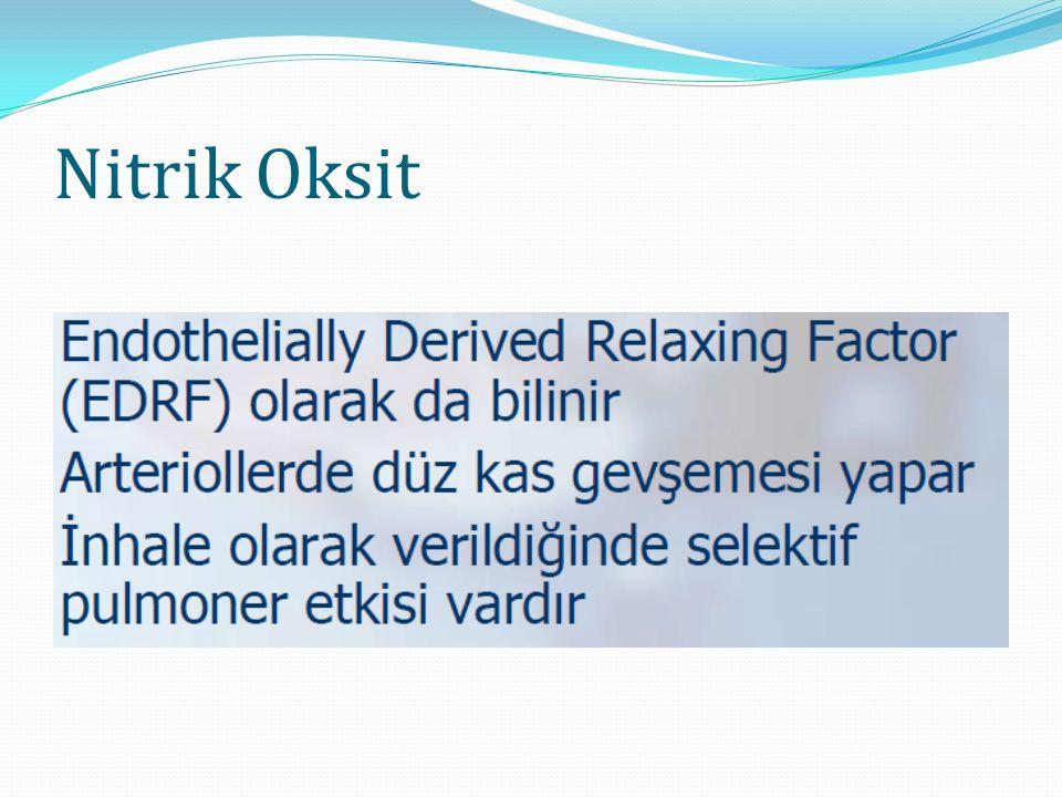 Nitrik Oksit