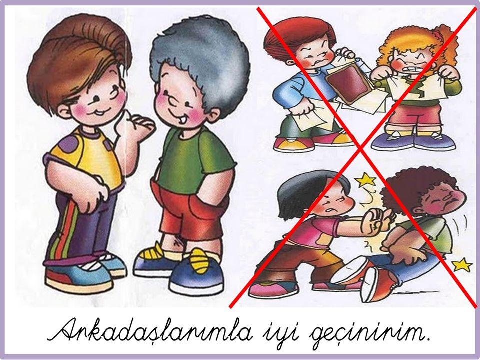 Okul Kuralları Niçin Var.√ İnsan sosyal bir varlıktır.Kalabalık gruplar içinde yaşar.