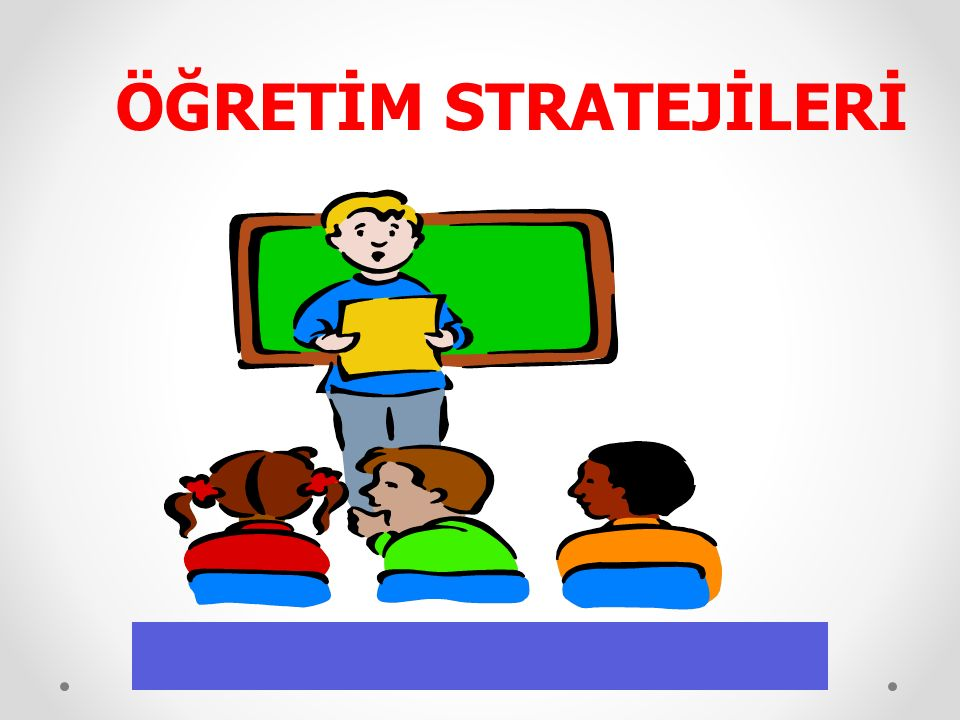 Kuram-Strateji-Yöntem-Teknik Teknik YöntemStrateji Kuram