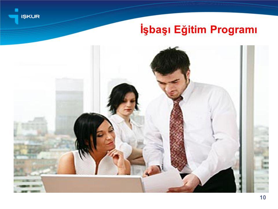 İşbaşı Eğitim Programı 10