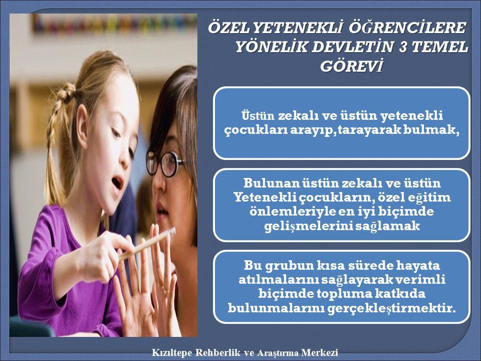 Neden Özel E ğ itim Özellikle ilköğretim ve bir dereceye kadar ortaöğretim programları öncelikle çoğunluğun bulunduğu orta ve orta çevresinde yetenekleri bulunan çocukların gereksinmelerine göre düzenlenmiştir.