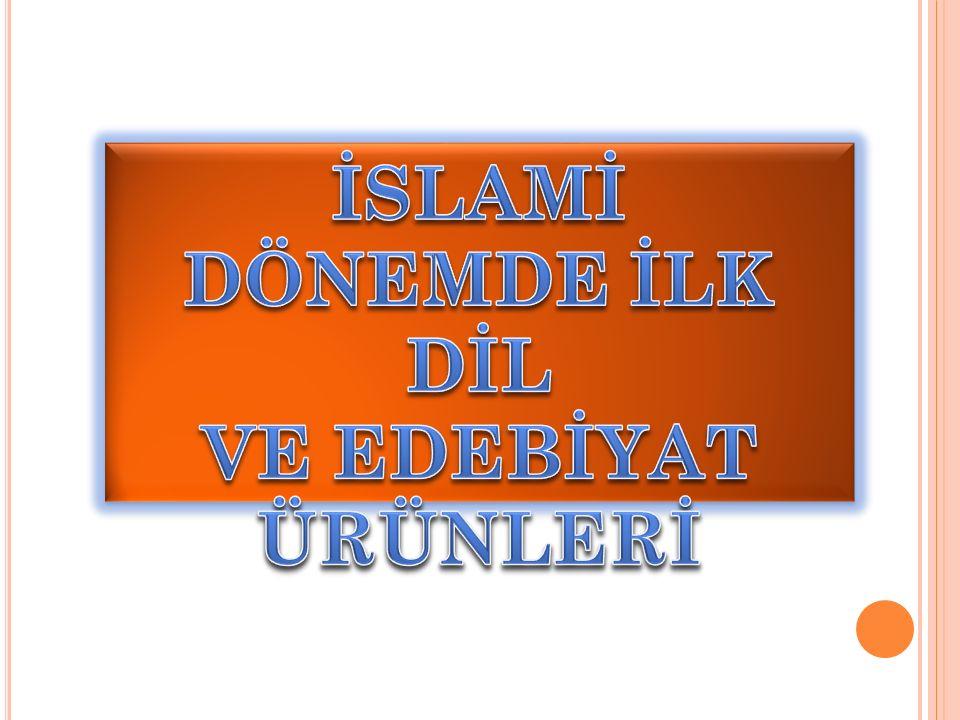 Türkler onuncu yüzyıldan itibaren kitleler halinde İslamiyet i kabul etmeye başlamışlardır.