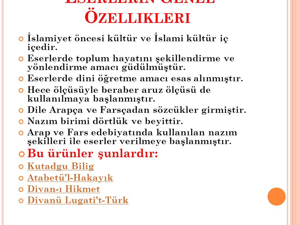 Talas savaşından sonra Türkler kabileler halinde Müslüman olmaya başlamıştır.