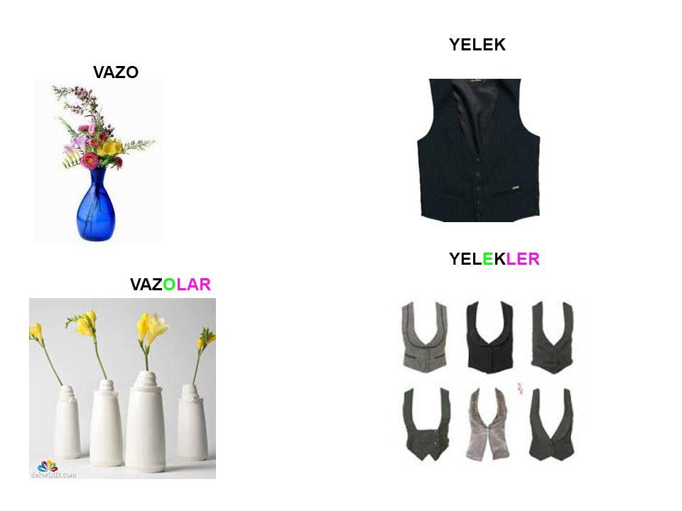 VAZO VAZOLAR YELEK YELEKLER