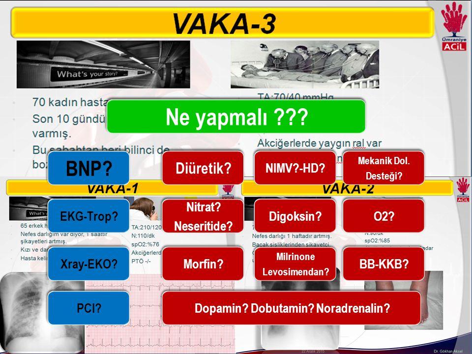 Dr. Gökhan Aksel22 Aralık 2015 70 kadın hasta; Son 10 gündür nefes darlığı varmış.