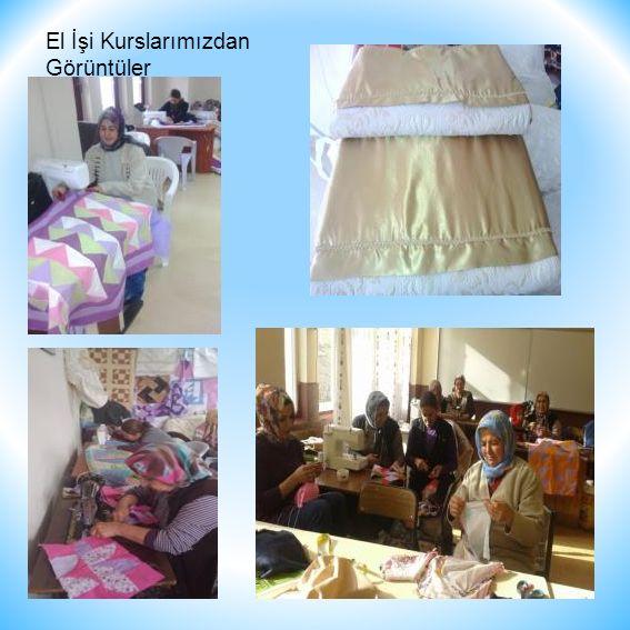 Kuskan'daki aileler 0-36 Aylık Çocukların Ailelerine Destek Kursu'nda bilinçleniyor.