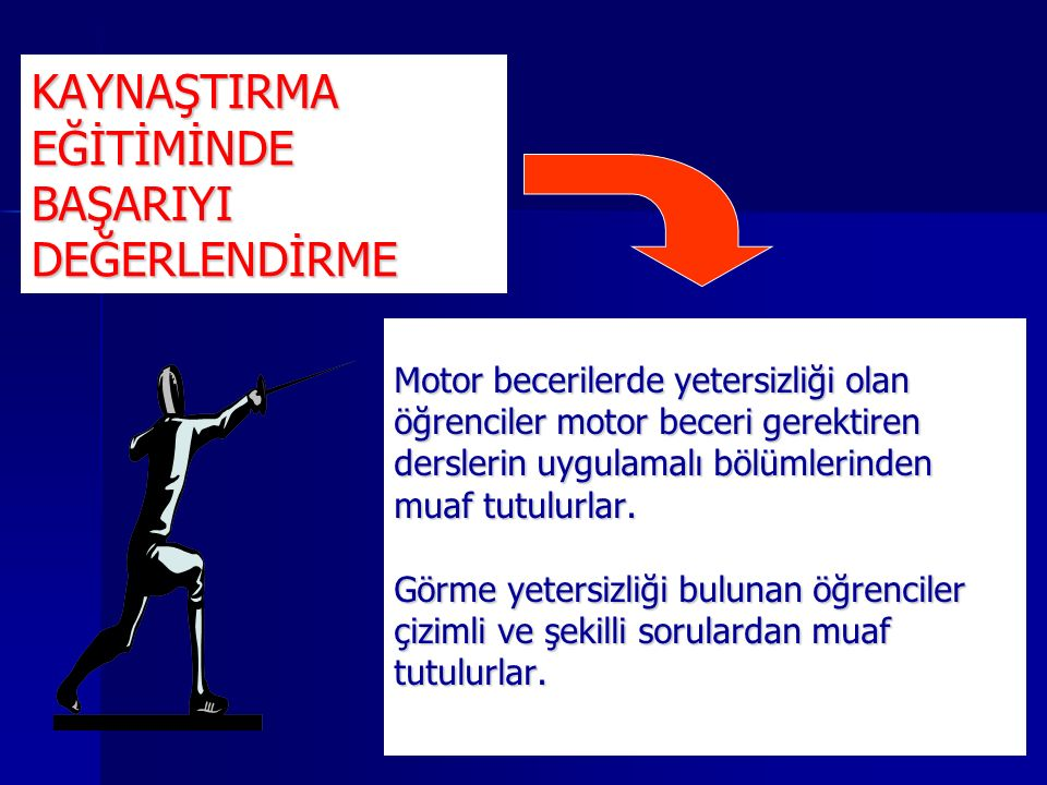 6-Değerlendirme: Değerlendirme için ölçmeler her amaç kazanımından sonra yapılacaktır.