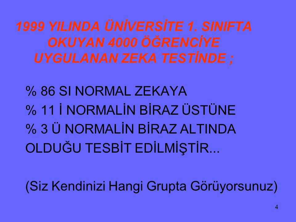BAŞARININ DÖRT BASAMAĞI 1.NE İSTEDİĞİNİ BİLMEK 2.