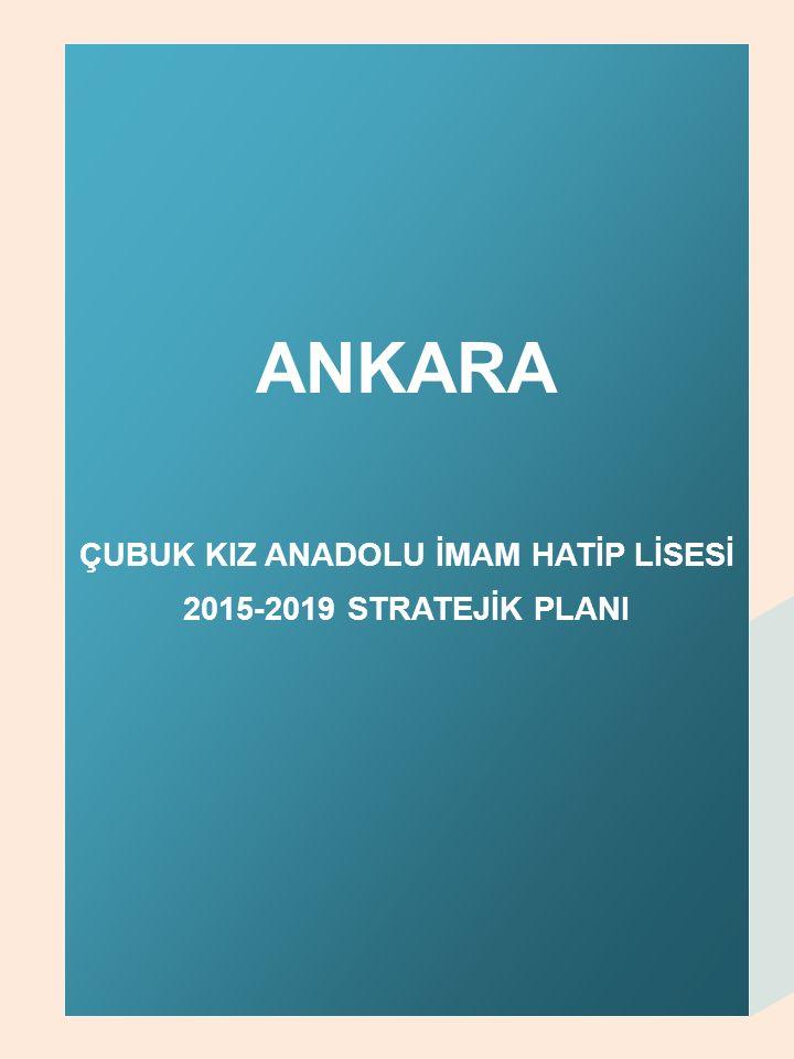12 B) Stratejik Planın Amacı: Bu stratejik plan dokümanı, okulumuzun güçlü ve zayıf yönleri ile dış çevredeki fırsat ve tehditler göz önünde bulundurularak, eğitim alanında ortaya konan kalite standartlarına ulaşmak üzere yeni stratejiler geliştirmeyi ve bu stratejileri temel alan etkinlik ve hedeflerin belirlenmesini amaçlamaktadır.
