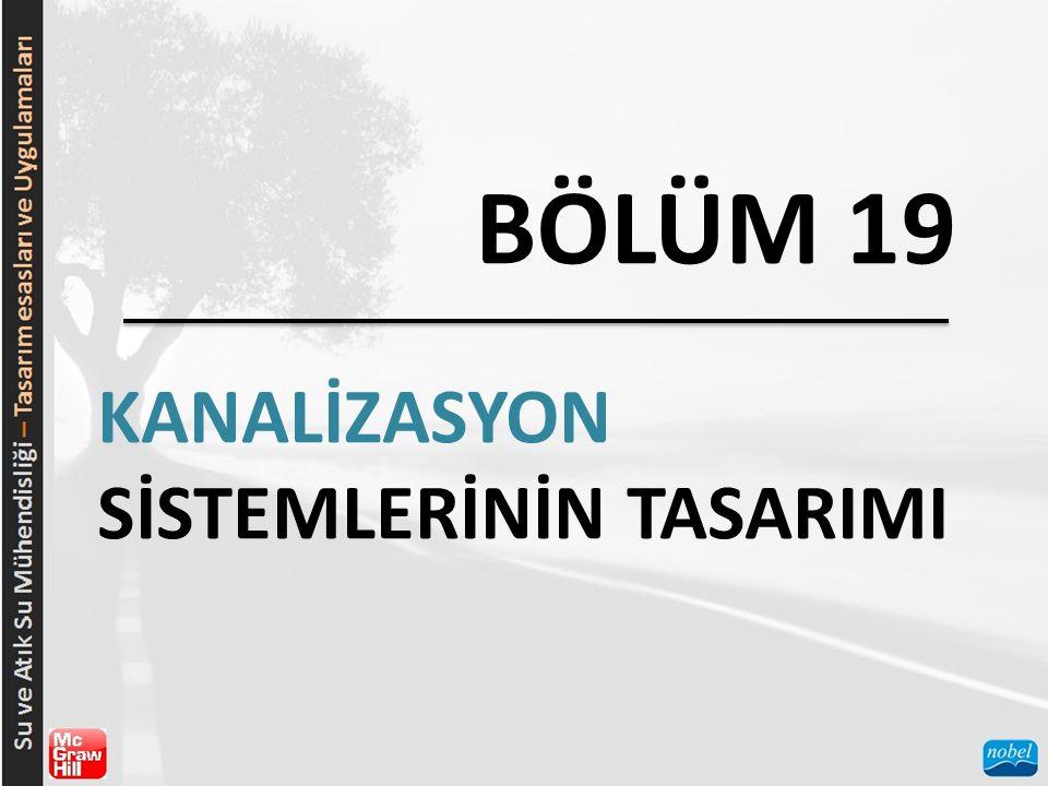 CAZİBELİ KANALİZASYON TOPLAMA SİSTEMİ TASARIMI